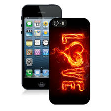 Valentine Fire Love iPhone 5 5S Cases CHN