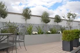 Small Picture Tower Bridge Modern Garden Design Roof Penthouse Terrace Docklands