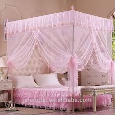 King size Double size Queen bed tent mosquito net cover | alibaba in ...