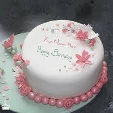 Anniversary Cake With Name Editor Kidsbirthdaycakeideasga