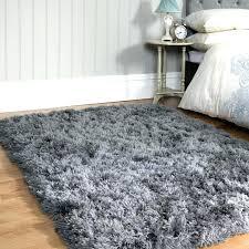 gray fluffy rug surprising grey plain design gy rugs and light bm