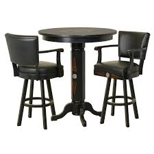 wood pub table round wood pub table and chairs wood pub table