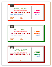 certificate template pages gift certificate template pages 3 per pages gift certificate