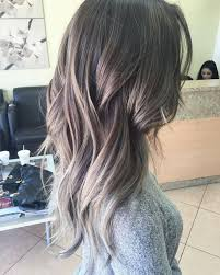 black hair with silver highlights best 25 ideas