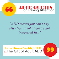 Adhd Quotes Adorable ADHD Quotes For Information And Inspiration