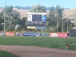 Ogren Park Allegiance Field Missoula Osprey Stadium Journey