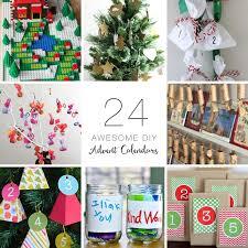 24 awesome diy advent calendars