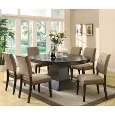 Esstisch Esstisch Mit Stühlen Ovalen Esstisch Für 6 Schöne Runde