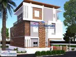 Simplex House Elevation Designs 3d Front Elevation For House Service In Delhi Ncr 3d 2d