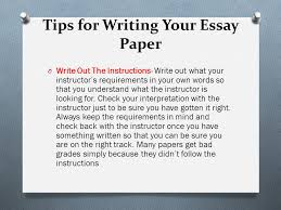 ap english exam poetry essay ppt  tips for writing your essay paper