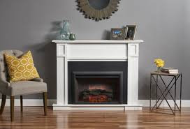 gallery zero clearance electric fireplace insert in 36 or