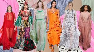 The 12 Spring/Summer <b>2021 Fashion</b> Trends To Know Now   British ...