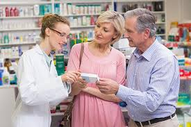 Pharmacist Consultant Pharmacists Check My Medicines