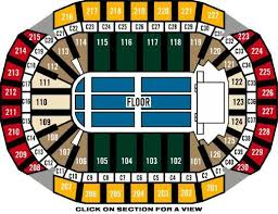 Xcel Energy Concert Seating Chart Xcel Energy Center Concert Seating Chart Xcel Energy