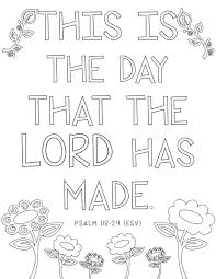 Five Free Coloring Pages | Christy Bower