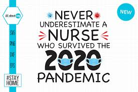 Product upgrade pricing may apply.9. Never Underestimate A Nurse 2020 Graphic By All About Svg Creative Fabrica