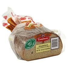 Dimpflmeier Bread Delicatessen Rye Klosterbrot 32 Oz From