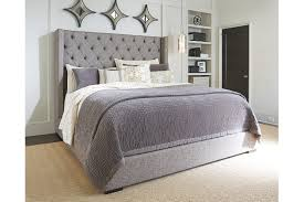 Sorinella Queen Upholstered Bed | Ashley Furniture HomeStore