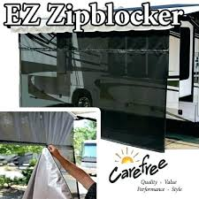 rv awning sun blocker full size of shade screen best carefree s images on patio awnings