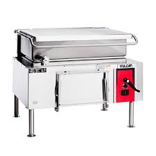 gas v series braising pan 40 gal vulcan vg40