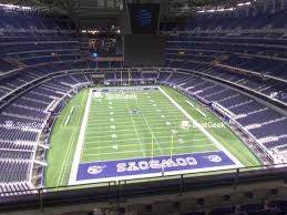 Dallas Cowboys Stadium Seating Chart Your Ticket To Sports Concerts More Seatgeek