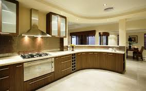 Brown And White Kitchens White And Brown Modern Kitchens Quicuacom