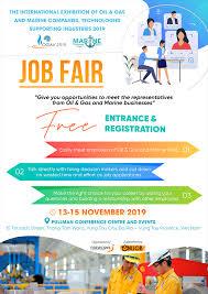 Design Job Fair Job Fair Oil And Gas Expo And Exhibition Vietnam Oil And