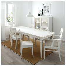Movocodesite Page 7 Ikea Dining Table And 6 Chairs Distressed