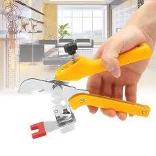 1pc leveling system wall floor pliers tiling installation tile spacer locator tool top quality tools