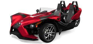 slingshot open air roadster 3 wheel motorcycle polaris