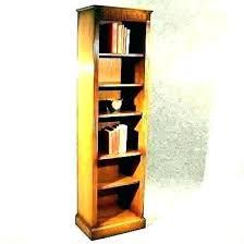 tall narrow shelf narrow bookshelf with doors bookshelf with doors narrow chrome wire shelving unit storage