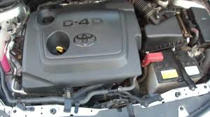 1.4 d4d engine sound corolla - YouTube