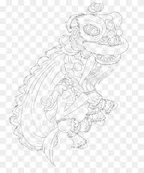 Daftar nama nama tarian daerah indonesia beserta mewarnai gambar tarian naga barongsai saat imlek. Dan Tarian Singa Png Pngwing