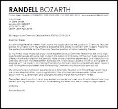 Awesome Chemist Cover Letters With Cover Letter Chemistry