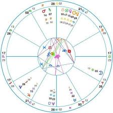 Goto Horoscope Natal Chart 28 Punctilious Astrology Chart And Meaning