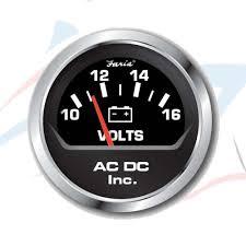 faria fuel gauge wiring diagram faria image wiring gauges ac dc marine inc on faria fuel gauge wiring diagram
