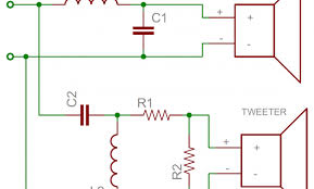 genuine subwoofer wiring diagram dual 2 ohm 4 ohm subwoofer wiring regular basic subwoofer wiring diagram diagram series speaker crossover wiring diagram