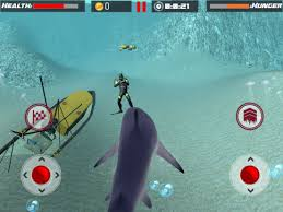 great white shark attack sim on the app store ipad screenshot 5