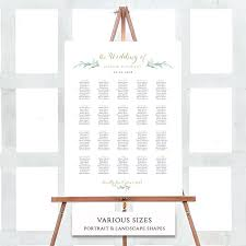 wedding seating chart template wedding seating chart printable template wedding seating plan template round tables