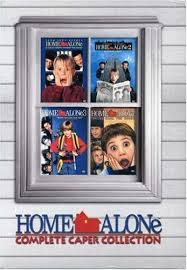 home alone 4 poster. Interesting Home Amazoncom Home Alone Complete Caper Collection  Home AloneHome Alone  2 Lost In New YorkHome 3Home 4 Taking Back The House Macaulay  Intended 4 Poster K