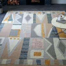 wool rug maple sugar west elm rugs round braided west elm sweater rug rugs ideas wool review