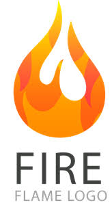 Fire flame Logo Vector (.EPS) Free Download