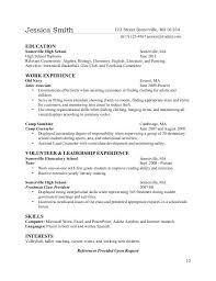 Include High School On Resume - Normy pertaining to High School Diploma On  Resume
