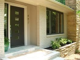 mid century front doorUnique Mid Century Modern Front Door With After Mid Century Modern
