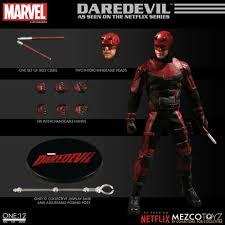 Mezco Toyz Daredevil One:12 Collective Action Figure