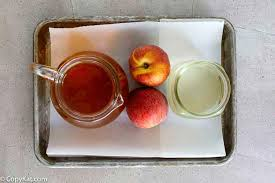 ings for the olive garden peach iced tea copycat recipe