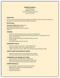 Examples Of Resumes Simple Resume Sample Without Experience Simple