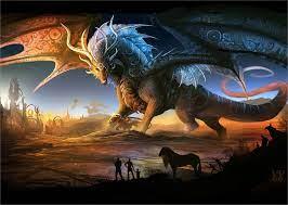 Hình ảnh rồng 3d cực đẹp và sinh động nhất