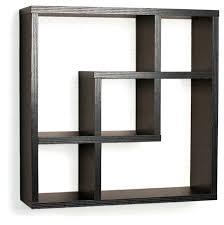 contemporary wall shelves contemporary wall shelves b geometric square wall shelf with 5 openings view in contemporary wall shelves