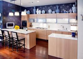 decorating above kitchen cabinets tuscany | Here's a closer look at the top  of the cabinets